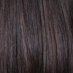 BelleTress Wigs | Cappuccino with Cherry | 4HL/350 | A blend of Cappuccino dark brown and deep Boizano brown highlighted with red mahogany and chocolate cherry