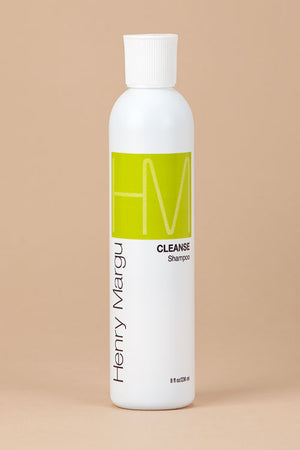 Cleanse Shampoo Bottle by Henry Margu