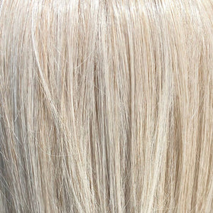 Belle Tress Wigs | Coconut Silver Blonde | 101/102/103/60A/23A/17 | A blend of silver, pure cool ash and coconut blonde with platinum blonde highlights