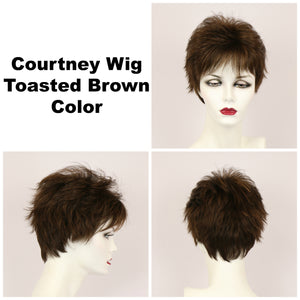 Godiva Secret Wigs | Toasted Brown