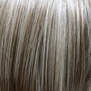 Belle Tress Wigs | Cream Soda Blonde | A blend of sandy, ash, and light blonde with a hint of satin blonde