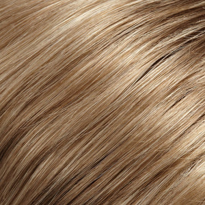 Jon Renau Wigs - Color DARK ASH BLONDE BLENDED W CHAMPAGNE BLONDE (18/22)
