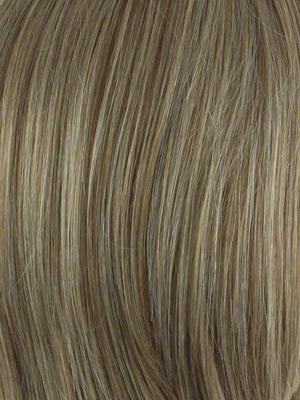 Envy Wigs | DARK BLONDE | 2 toned blend of Dark Honey Blonde with Lighter Blonde highlights