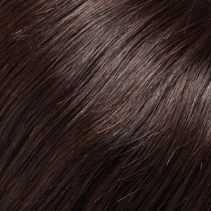 Jon Renau Wigs | Darkest Brown 4RN