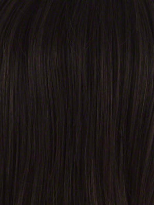 Envy Wigs | 4/6 DARK BROWN | Espresso and Coffee Mix