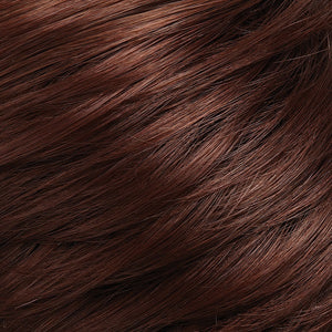 Blair Wig by Jon Renau DARK RED (33)