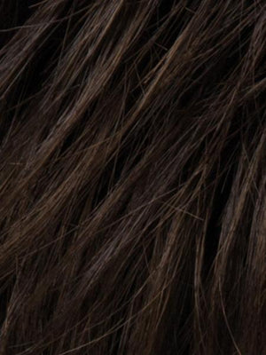 Ellen Wille Wigs | Espresso Mix | Darkest Brown blended with hints of Jet Black