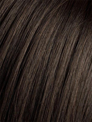 ESPRESSO ROOTED | Darkest Brown Base with a Blend of Dark Brown and Warm Medium Brown throughout
