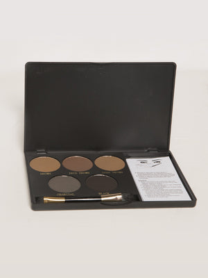Eyebrow Make-Up Palette by Ellen Wille