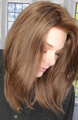 Image Wig by Ellen Wille | Human/Synthetic Hair Blend