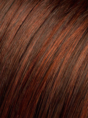 Ellen Wille Wigs - Color AUBURN MIX