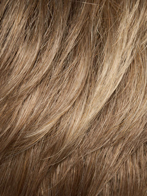 Ellen Wille Wigs | CARAMEL MIX | Dark Honey Blonde, Lightest Brown, and Medium Gold Blonde Blend
