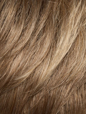 CARAMEL MIX | Med ginger blonde blended with dark golden blonde and Med Gold Blonde