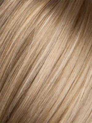 Ellen Wille Wigs | Champagne Mix | Lightest Brown, Dark Honey Blonde, and Platinum Blonde blend