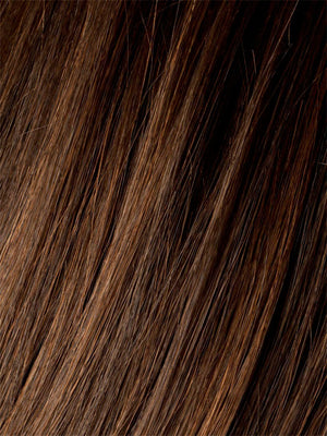 Ellen Wille Wigs - Color CHOCOLATE-ROOTED