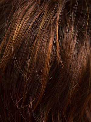 Ellen Wille Wigs | CINNAMON-MIX | Medium Brown, Bright Copper Red, and Auburn blend