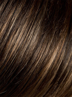 Ellen Wille Wigs - Color COFFEE-LIGHTED