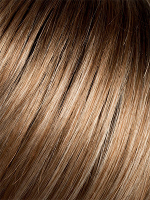 Ellen Wille Wigs - Color DARK SAND ROOTED