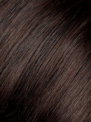 ESPRESSO MIX | Darkest Brown Base with a Blend of Dark Brown and Warm Medium Brown throughout