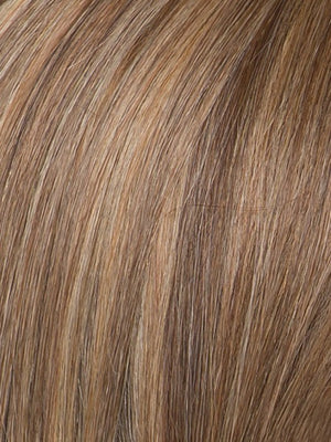 Ellen Wille Wigs | GINGER BLONDE ROOTED | Light Honey Blonde Light Auburn and Medium Honey Blonde Blend with Dark Roots