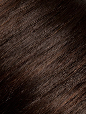HOT ESPRESSO MIX | Darkest Warm Brown, Dark Auburn, and Dark Warm Brown blend