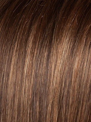 Ellen Wille Wigs - Color HOT-MOCCA-ROOTED