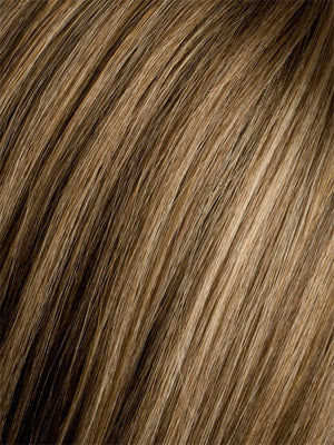 Ellen Wille Wigs | SAND MIX | Medium Honey Blonde Light Ash Blonde and Lightest Reddish Brown blend