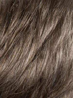 Ellen Wille Wigs | SMOKE MIX | Medium Brown Blended with 35% Pure White