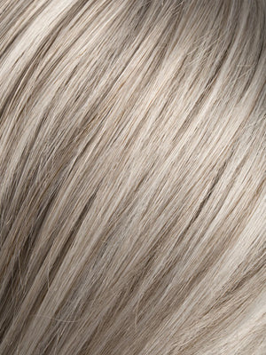 Ellen Wille Wigs - Color SNOW-MIX | Pure Silver White with 10% Medium Brown & Silver White with 5% Light Brown blend