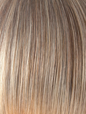 FROSTI BLONDE | Platinum Blonde and Light Ash Brown evenly blended