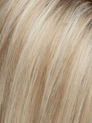 Jon Renau Wigs | FS17/101S18 PALM SPRINGS BLONDE | Lt Ash Blonde w/ Pure White Natural Violet, Shaded w/ Dk Natural Ash Blonde