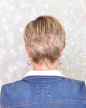 Step Wig by Ellen Wille