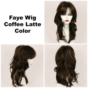 Godiva Secret Wigs | Coffee Latte