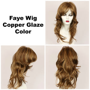 Godiva Secret Wigs | Copper Glaze