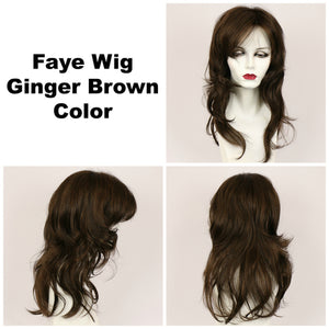 Godiva Secret Wigs | Ginger Brown