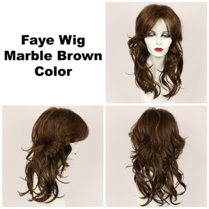 Godiva Secret Wigs | Marble Brown