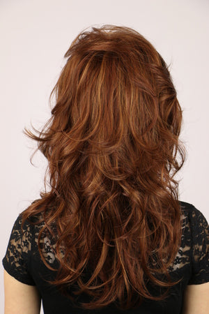 Godiva Secret Wigs | Faye Wig | Irish Spice