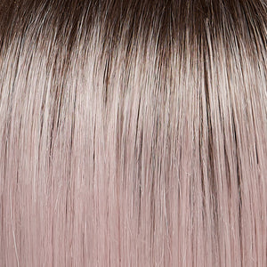 Jon Renau Wigs | Frost | Pure White with Pink Blended. Shaded with Dark Natural Ash Blonde