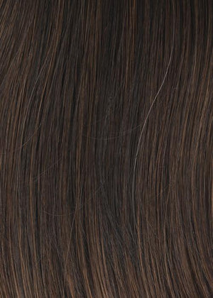 Gabor Wigs | GL4-8	DARK CHOCOLATE