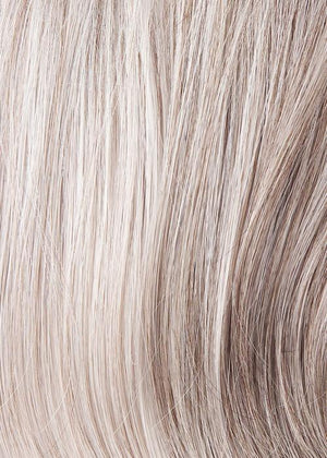 Gabor Wigs | 305C SUGARED SMOKE | Light Blonde with 80% Grey and a Pearly White front
