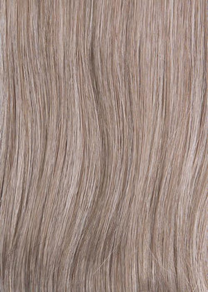 Gabor Wigs | G101+ PLATINUM MIST | Light blonde with 50% grey base w/ platinum highlights