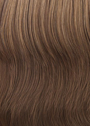 Gabor Wigs | G27+ GINGER MIST | Medium warm brown base w/ warm blonde highlights