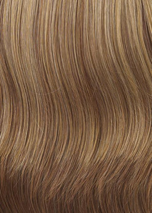 Gabor Wigs | G29+ CAYENNE MIST | Medium ginger brown base w/ golden blonde highlights