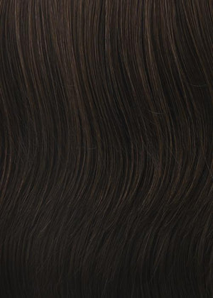 Gabor Wigs | G4+ DARK CHOCOLATE MIST | Darkest brown base with chocolate highlights