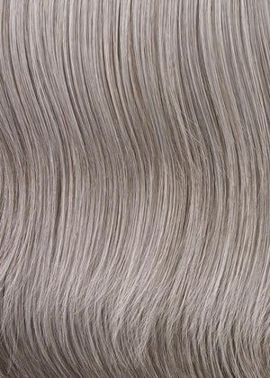 Gabor Wigs | G58+ SUGARED ALMOND | Light brown with 80% grey base w/ silver highlights