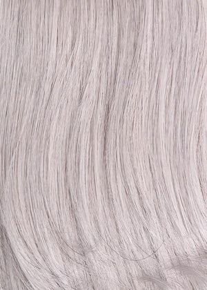 Gabor Wigs | G60+ BURNISHED SNOW | Lightest brown with 90% gray base w/ silvery white highlights