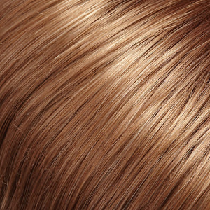 Bree Open Top Wig by Jon Renau GOLDEN BROWN & MEDIUM BROWN RED BLEND W MED BROWN RED TIPS (12/30BT)