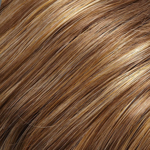 Jon Renau Wigs - Color GOLDEN BROWN W HONEY BLONDE HI-LITES (FS12/24B)