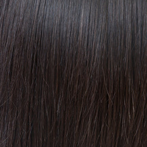 Belle Tress Wigs | Ginger | 4/6 | A blend of cappuccino and dark chocolate brown
