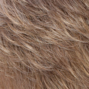 Estetica Wigs | HONEYTOAST | Light Brown with Pale Golden Blonde Highlights